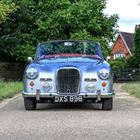 Ref 127 1961 Alvis TD 21 Series 1 Drophead Coupé by Park Ward -