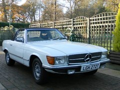 Navigate to Lot 246 - 1978 Mercedes-Benz 350SL