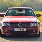 Ref 135 1991 Mercedes-Benz 500SL-32 Roadster EBS -