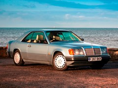 Navigate to Lot 130 - 1988 Mercedes-Benz 300 CE