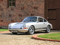 Navigate to Lot 233 - 1970 Porsche 911T