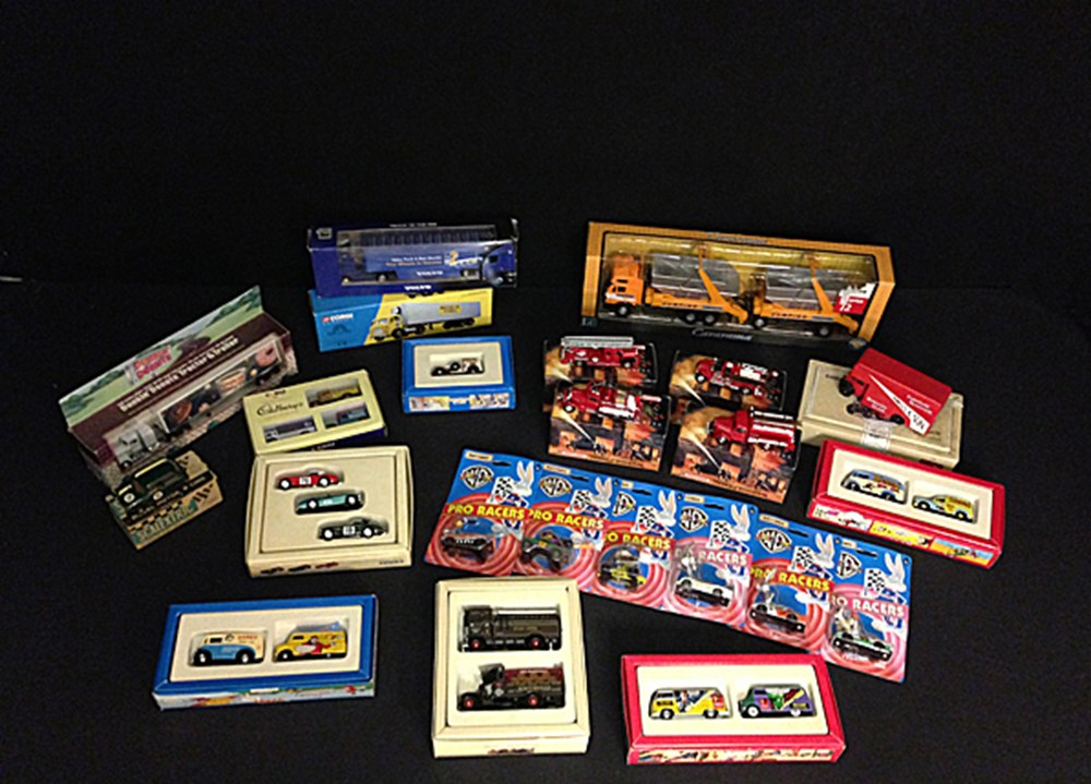 Lot 005 - Die-cast models