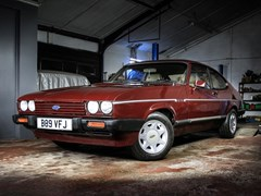 Navigate to Lot 334 - 1985 Ford Capri 2.8 Injection