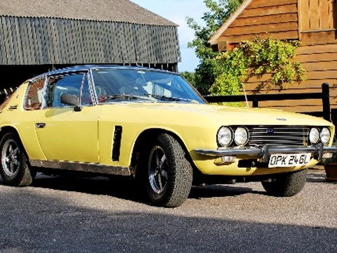 1973 Jensen Interceptor SP