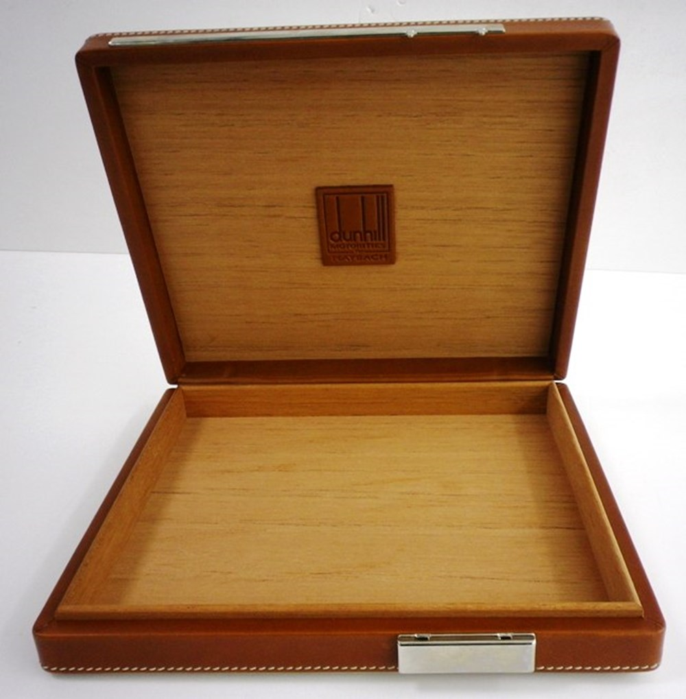 Lot 109 - Maybach Dunhill cigar box
