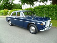 Navigate to Lot 281 - 1963 Rover P5 Mk. II Saloon