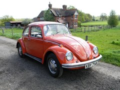 Navigate to Lot 361 - 1971 Volkswagen Beetle 1300