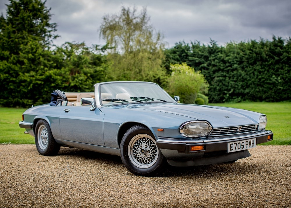 Lot 273 - 1988 Jaguar XJS Convertible (5.3 litre)