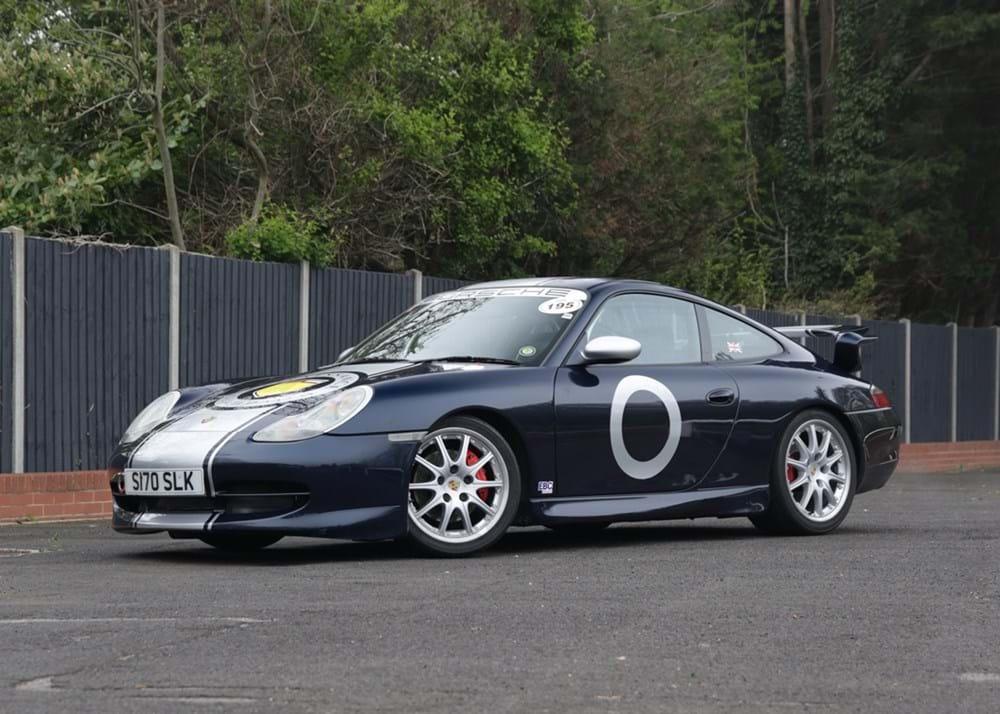 Ref 90 1998 Porsche 911 996 Carrera 2 Track Car