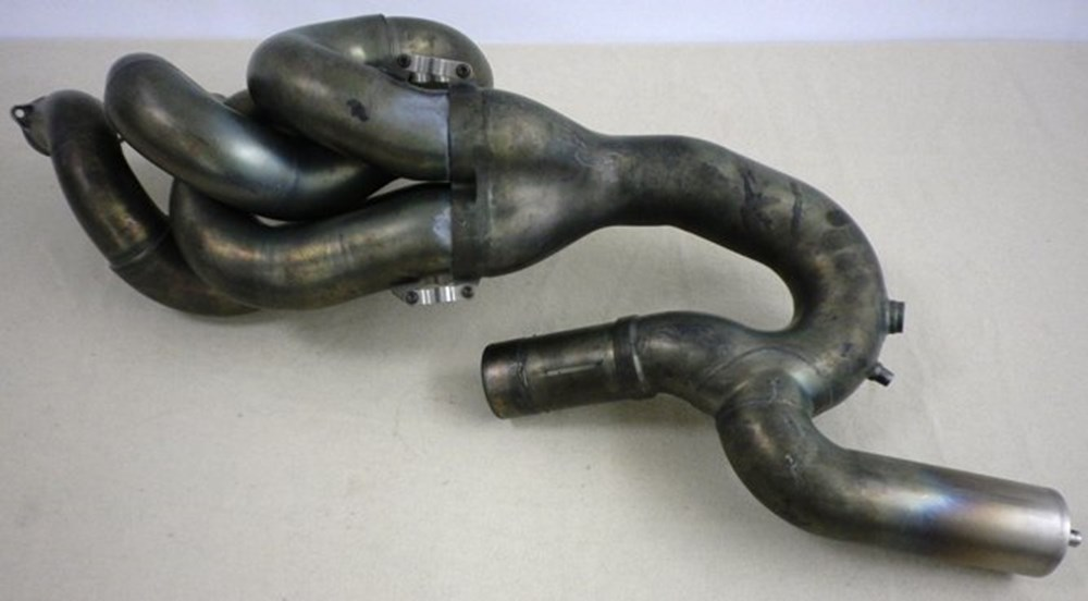 Lot 103 - Williams Exhaust manifold