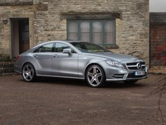 Navigate to Lot 400 - 2014 Mercedes-Benz CLS350 CDI AMG