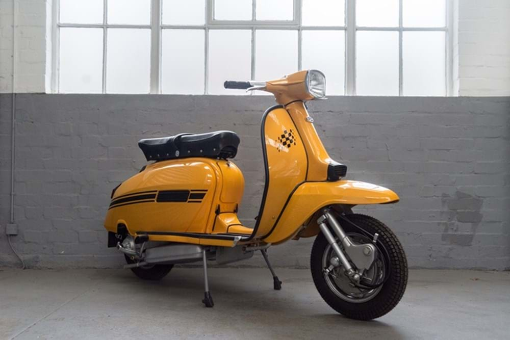 Lot 102 - 1970 Lambretta GP200