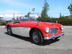 Navigate to Lot 148 - 1958 Austin-Healey 100/6 BN6