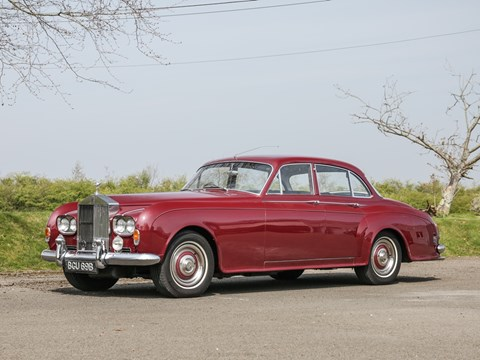 Ref 156 1964 Rolls-Royce Silver Cloud III by James Young