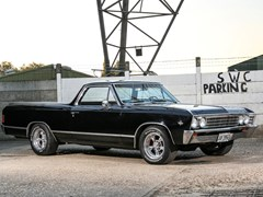 Navigate to Lot 213 - 1967 Chevrolet El Camino