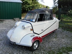 Navigate to Lot 237 - 1955 Messerschmitt KR200