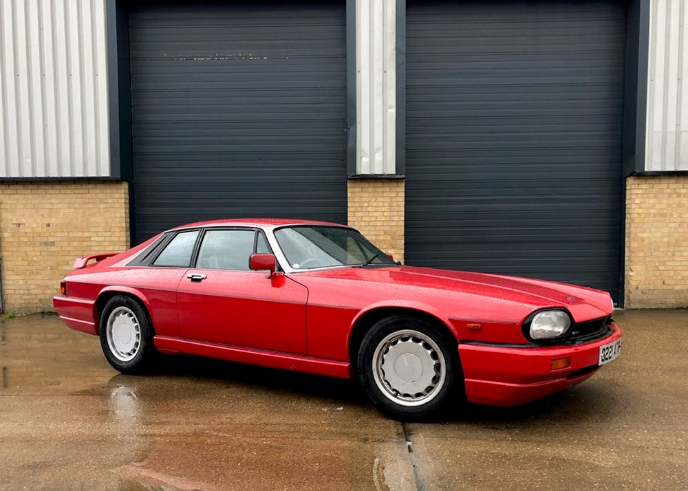 Lot 204 - 1989 Jaguar XJRS Coupe (6.0 litre)