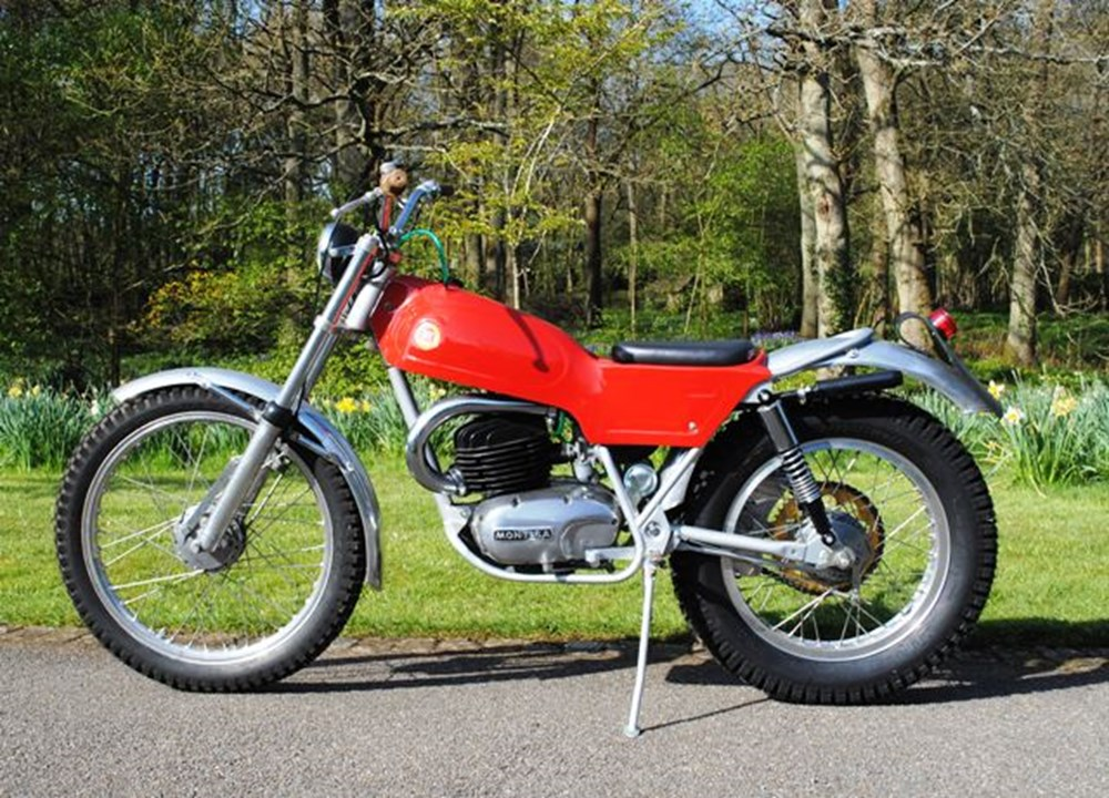 Classic Motorcycle Auction Results
