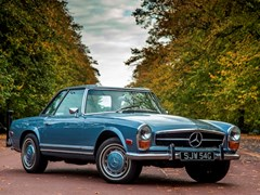 Navigate to Lot 130 - 1969   Mercedes-Benz 280 SL Pagoda