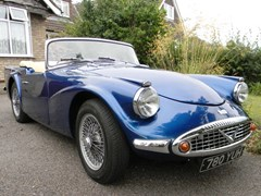 Navigate to Lot 249 - 1960 Daimler SP250 'Dart'