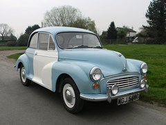 Navigate to Lot 322 - 1969 Morris Minor 1000 Police Panda Car