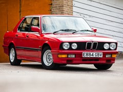 Navigate to Lot 264 - 1988 BMW 520i Lux
