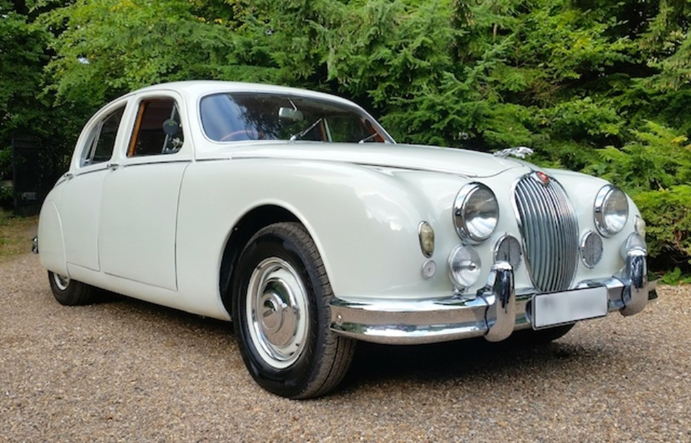 Lot 109 - 1958 Jaguar Mk. I Saloon