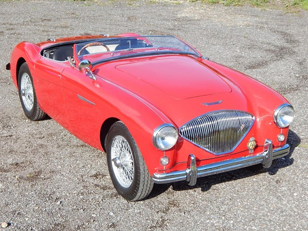 Lot 146 - 1954 Austin-Healey 100/4 BN1 -WITHDRAWN-