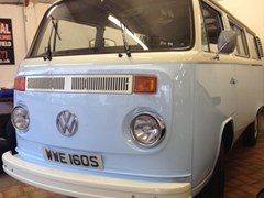 Navigate to Lot 150 - 1978 Volkswagen Campervan T2