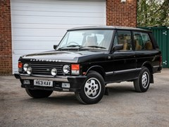 Navigate to Lot 318 - 1991 Range Rover CSK