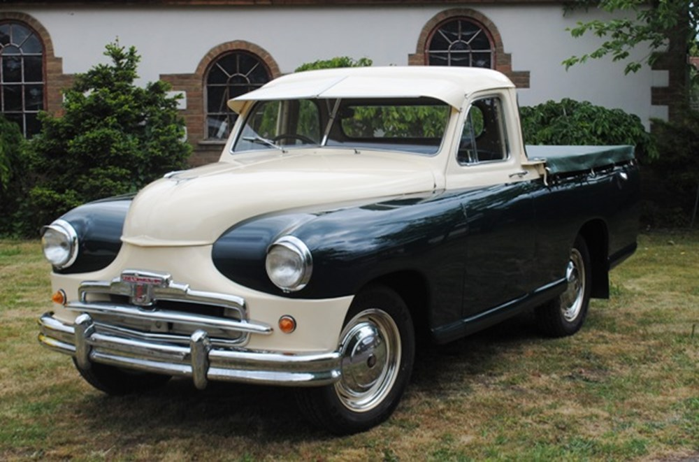 1954 Standard Vanguard - Classic & Sports Car Auctioneers