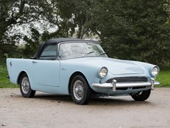 Navigate to Lot 226 - 1962 Sunbeam Alpine S2