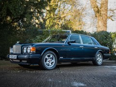 Navigate to Lot 335 - 1997 Bentley Turbo RT