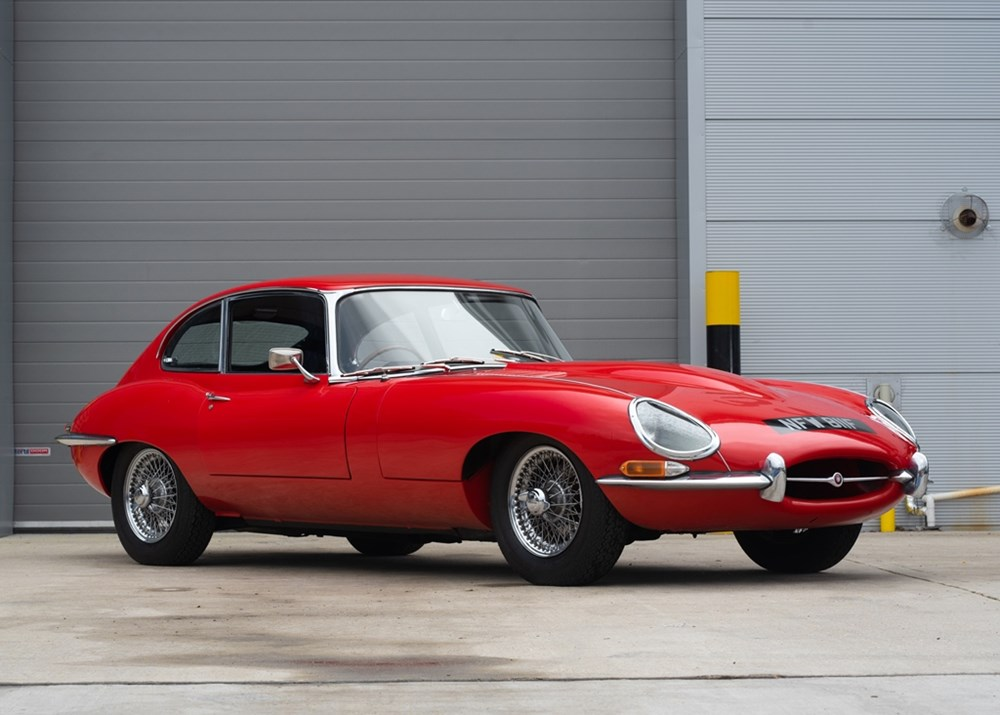 Lot 139 - 1967 Jaguar E-Type Series I 2+2 Coupé (4.2 litre)