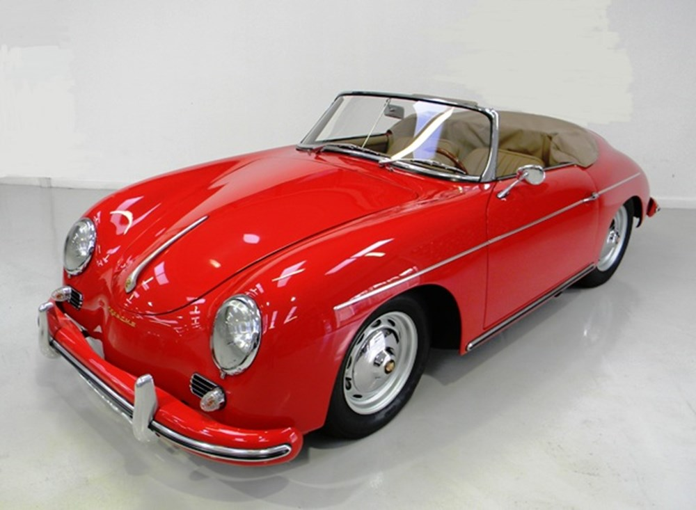 Lot 250 - 1959 Porsche 356A Convertible D Speedster 1600 Super