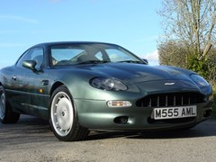 Navigate to Lot 224 - 1994 Aston Martin DB7 – 3,300 Miles From New