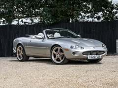 Navigate to Lot 141 - 1999 Jaguar XKR Convertible