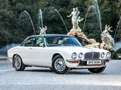 Navigate to Lot 162 - 1976 Daimler Sovereign Series II Coupé (4.2 litre)
