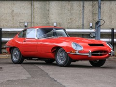 Navigate to Lot 279 - 1966 Jaguar E-Type Series I Fixedhead Coupé (4.2 litre)