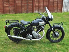 Navigate to Lot 248 - 1954 Panther 600M