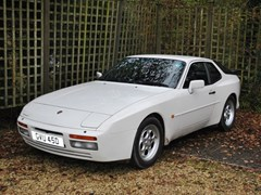Navigate to Lot 211 - 1986 Porsche 944 Turbo Coupé