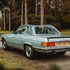 Ref 7 1982 Mercedes Benz 380 SL Roadster -