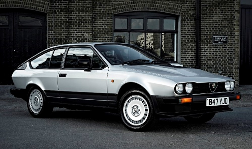 Ref 182 1985 Alfa Romeo Gtv6 Classic Sports Car Auctioneers