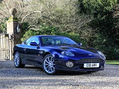 Navigate to Lot 207 - 2000 Aston Martin DB7 Vantage