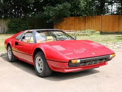Navigate to Lot 256 - 1978 Ferrari 308GTS