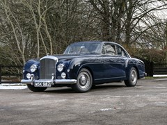 Navigate to Lot 288 - 1956 Bentley S1 Continental Fastback by Mulliner Park Ward