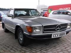 Navigate to Lot 348 - 1979 Mercedes-Benz 450SL Roadster