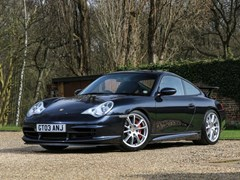 Navigate to Lot 198 - 2004 Porsche 911/996 GT3 Gen II