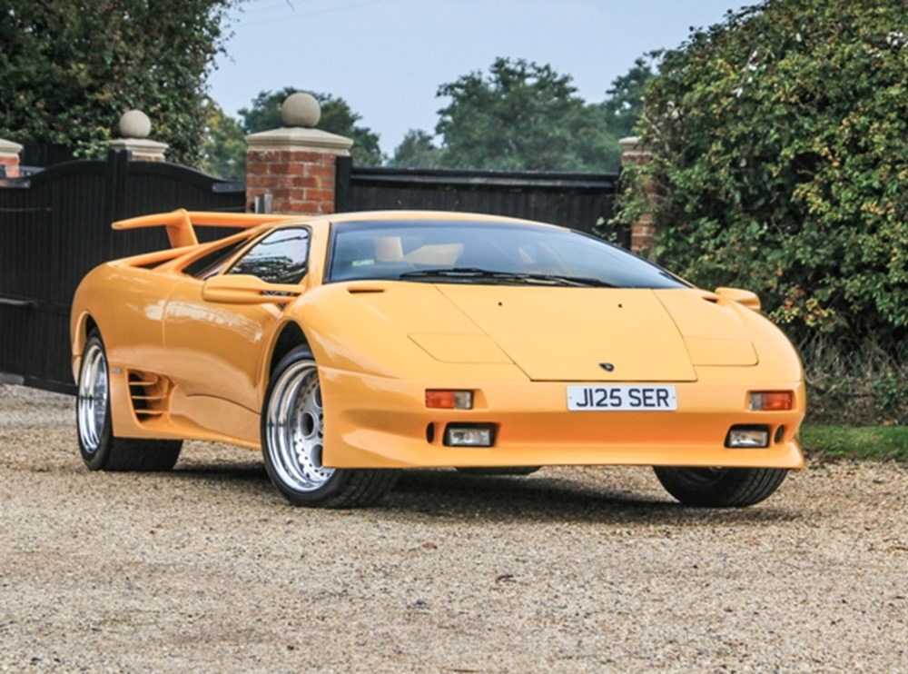 Lot 124 - 1992 Lamborghini Diablo Evocation