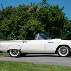 Ref 9 1957 Ford Thunderbird Convertible -